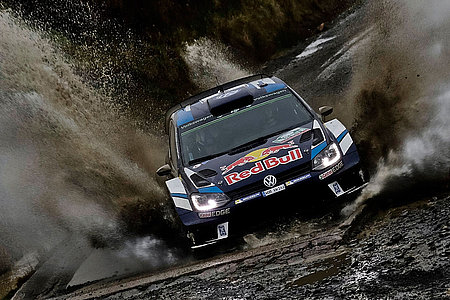 VW Polo Wales Rally GB