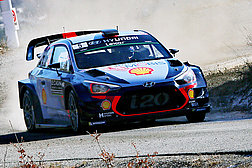 Thierry Neuville i20 WRC