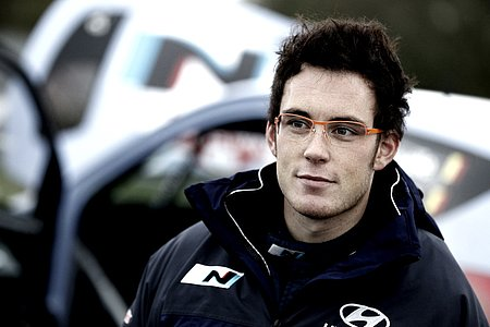 Thierry Neuville - Wales Rally GB