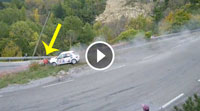 Video Luckiest Marshal ever