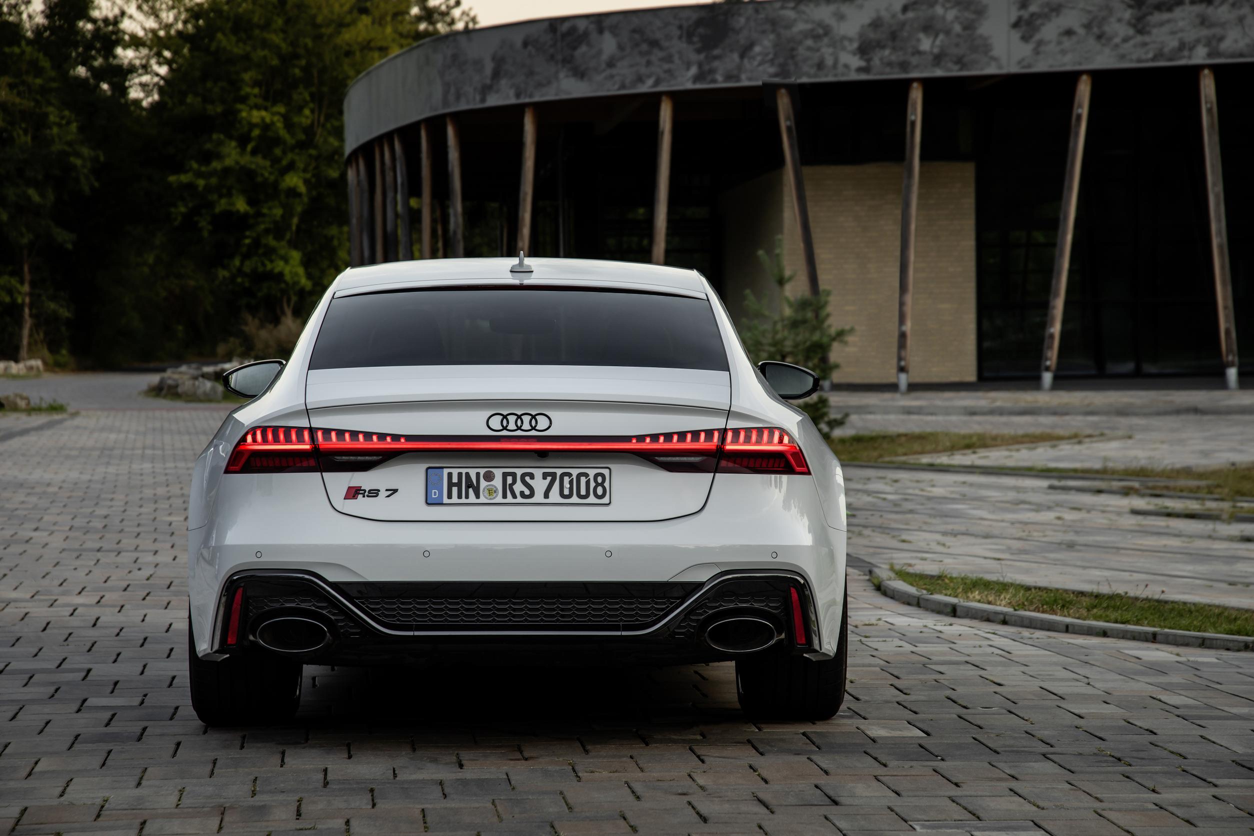 Fahrvorstellung Audi Rs 7 Sportback Www Rallye Magazin De