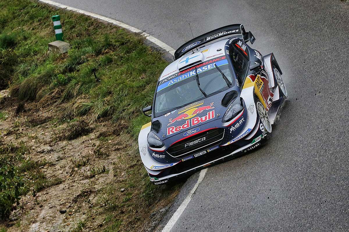 Ypern-WRC-Rallye