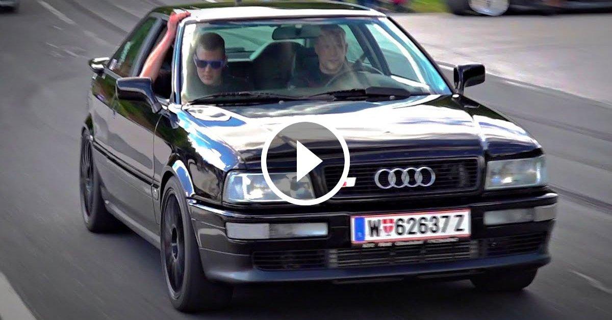 Audi 5 Zylinder Sound