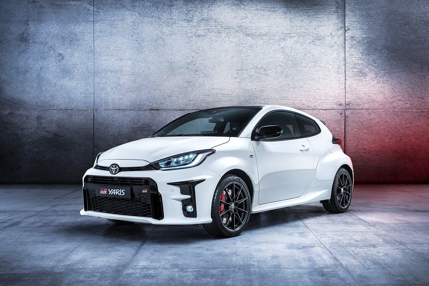 Toyota GR Yaris: Die kleine Unvernunft