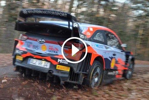 WRC-Testfahrten-Rallye-Kroatien