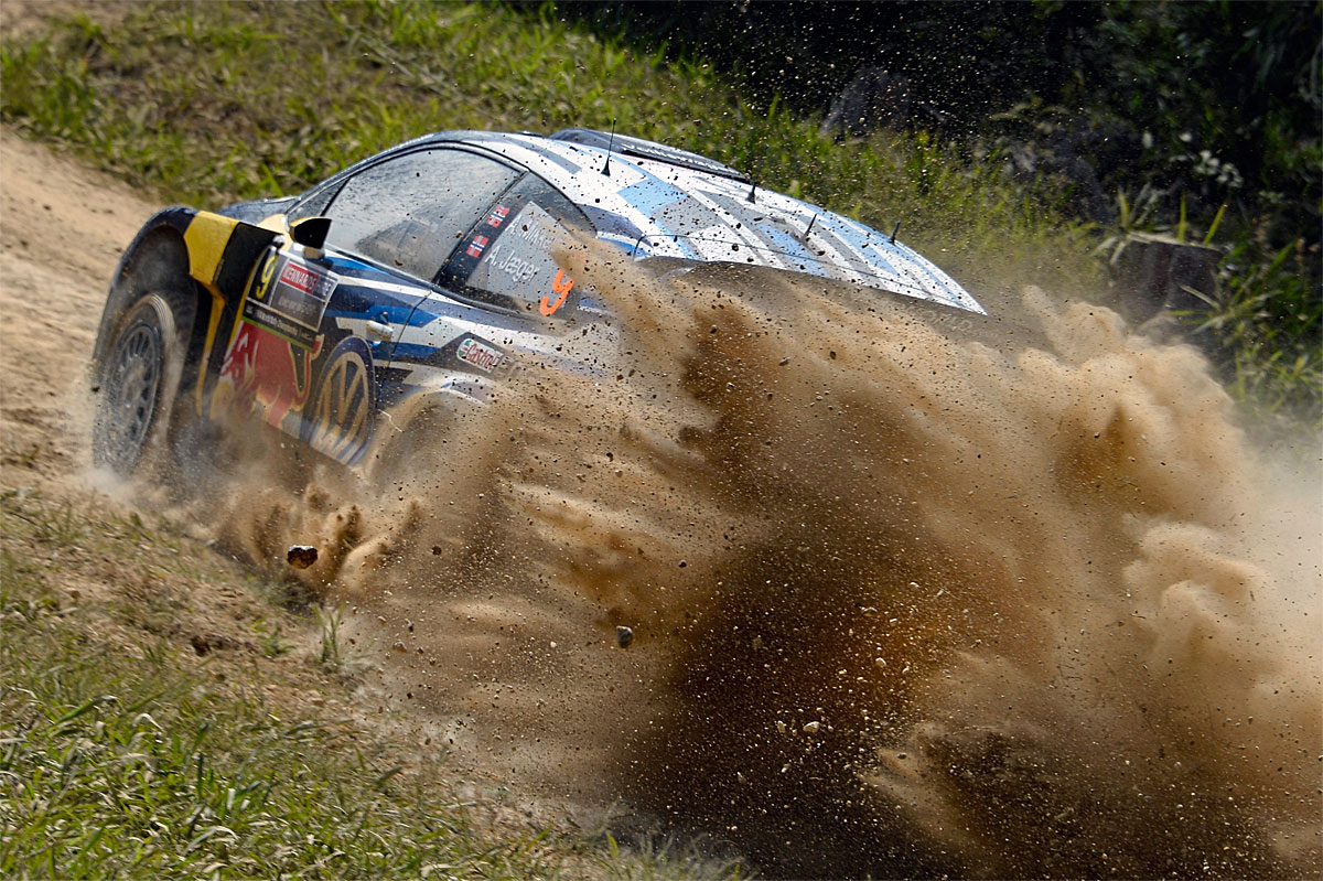 Andreas Mikkelsen VW Polo