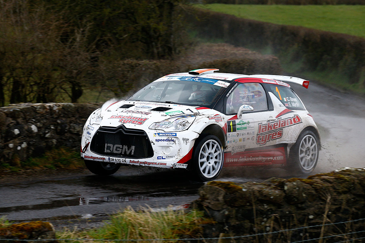 Craig Breen Citroen DS3 R5