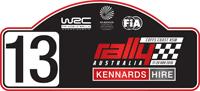 Ergebnisse Rallye Australien 2017