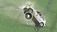 Video Big Peugeot 106 Crash