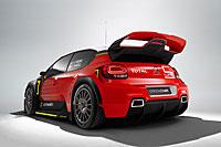 Galerie Citroen C3 WRC Concept Car