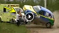 Video Big Jump & Crash