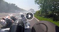 Video Isle of Man TT Crash