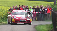 Video Porsche-Sound-Festival Sachsen-Rallye