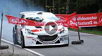 Video Sachsen-Rallye Schikane Riedemann / Neuville