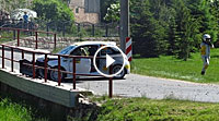 Video Sachsen-Rallye 2017 - Opel Crash
