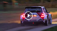 Video Saarland Pfalz Rallye 2017 - Tag 1