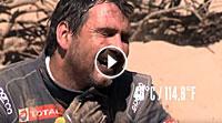 Video Dakar 2016 - Loeb und Elena stecken fest
