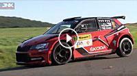 Video Qualifying Barum Rallye 2016