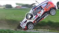 Video Crash Lukyanuk - Ypern-Rallye 2016