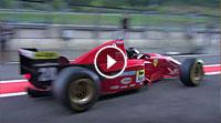 Video Ferrari F1 V12 Sound