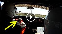 Video Kamaz vs. WRC Onboard