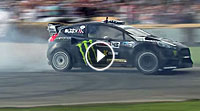 VIDEO Ken Block @ Festival of Speed 2016