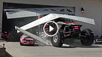 VIDEO Milk Run with V8 Baja Buggy