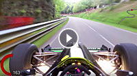 Video Hillclimb Lola FA 99 Pure Sound