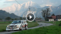 Video Austrian Rallye Legends 2016: Shakedown