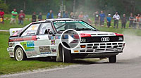 Video Best of Austrian Rally Legends 2016