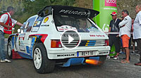 Video Best of Vosges Rallye Festival 2016