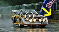 Video Rallye Legenden Salzburgring 2013