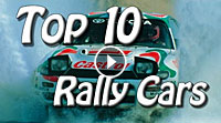 Video Top-10 Rallycars