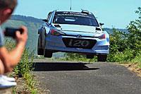 Galerie Hyundai Test Rallye Deutschland 2016