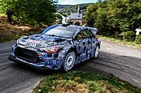 Galerie Hyundai i20 WRC 2017 Test Mosel