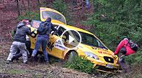 VIDEO Rallysprint Kopna 2017