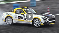 Video Abarth 124 Rally R-GT - Monza Rally Show