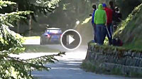 Video Rallye Antibes 2016 - Col de Turini