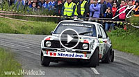 Video Donegal International Rally 2016