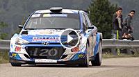 Video Hyundai i20 R5 - Rallye du Pays de Fayence