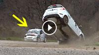 Video Crashs Rallye du Pays du Gier 2017