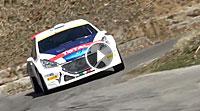 Video Kalle Rovanperä - Test Peugeot 208 T16 R5