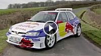 Video Sebastien Loeb - Peugeot 306 KiCar