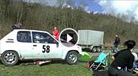 VIDEO Peugeot 205 GTI Off