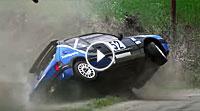 VIDEO Rallye de Trois-Ponts 2017