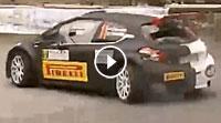 Video Kalle Rovanperä - Rally del Ciocco