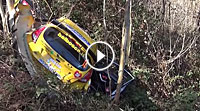 VIDEO  Rally Sanremo 2017 on the limit