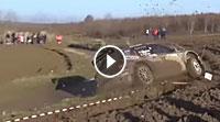 Video Haspengouw Rally 2017 Tricky Corner