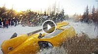 Video Winter in Finnland 2017