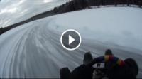 Video Ice Karting
